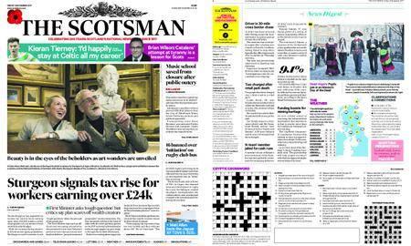 The Scotsman – November 03, 2017