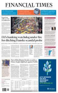 Financial Times USA - April 29, 2019