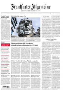 Frankfurter Allgemeine Zeitung F.A.Z. - 20. März 2019
