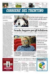 Corriere del Trentino - 11 Aprile 2018