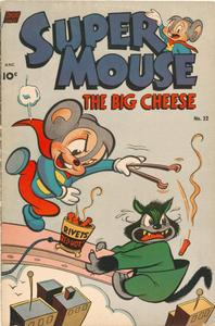 Supermouse, the Big Cheese 022 (1952
