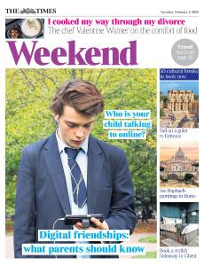 The Times Weekend - 8 February 2020