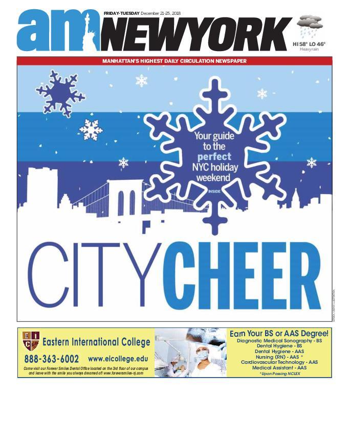 AM New York - December 21, 2018