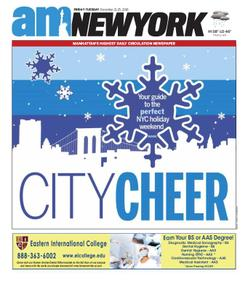 AM New York - December 21, 2018