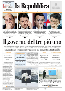 la Repubblica - 18 Settembre 2019