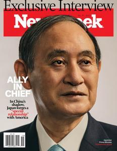 Newsweek USA - May 07, 2021