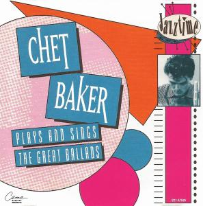 Chet Baker - Plays and Sings the Great Ballads (1992)