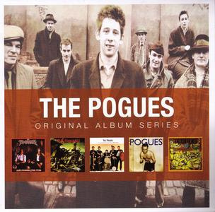 The Pogues - Original Album Series (2009)