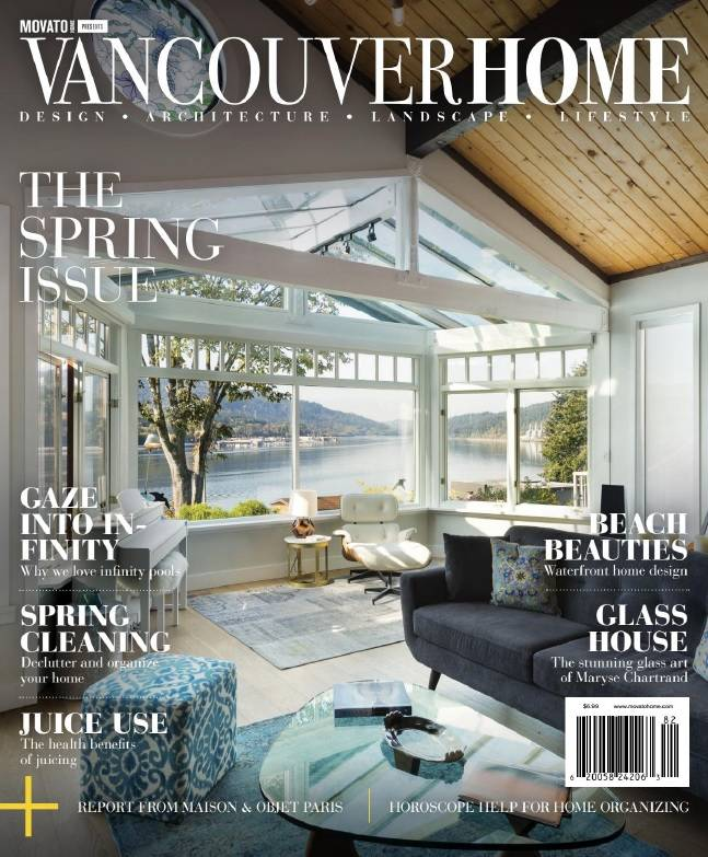 Vancouver Home - Spring 2018