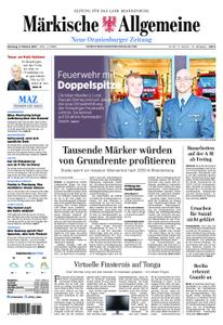 Neue Oranienburger Zeitung - 05. Februar 2019