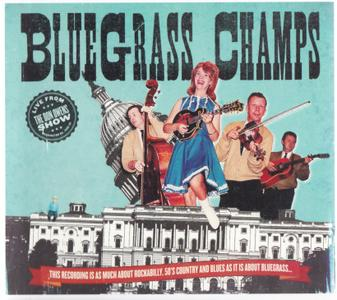 Bluegrass Champs - Live From The Don Owens Show (2018) {Yep Roc Records YEP-2555 rec 1958-1959}