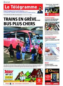 Le Télégramme Brest – 29 octobre 2019
