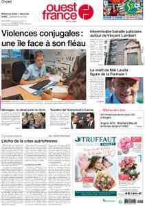 Ouest-France Cholet – 22 mai 2019
