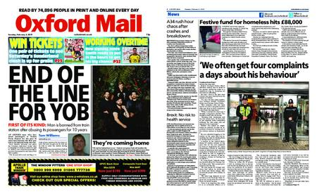 Oxford Mail – February 05, 2019