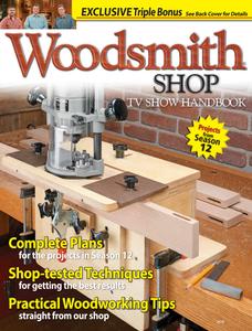Woodsmith Magazine - The Best of Woodsmith Shop 2018