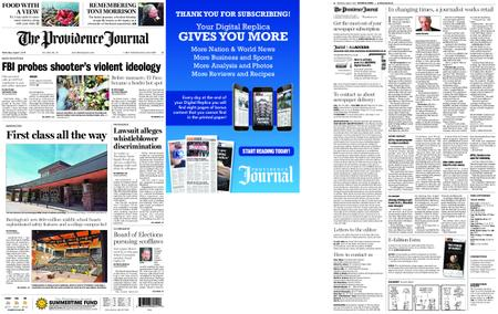 The Providence Journal – August 07, 2019