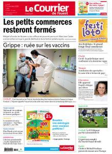 Le Courrier de l'Ouest Cholet – 02 novembre 2020