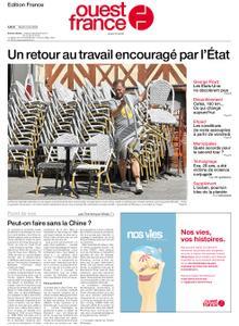 Ouest-France Édition France – 02 juin 2020