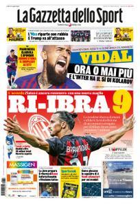 La Gazzetta dello Sport – 28 agosto 2020