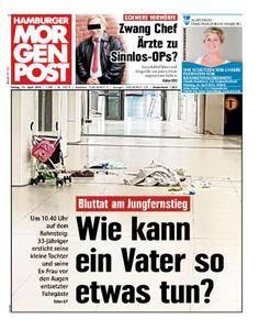Hamburger Morgenpost - 13. April 2018