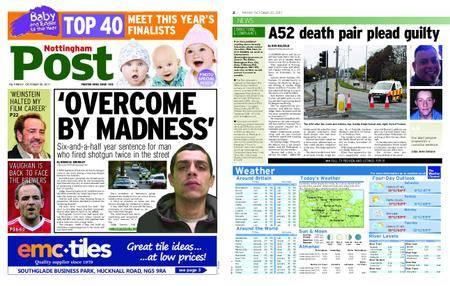 Nottingham Post – October 20, 2017