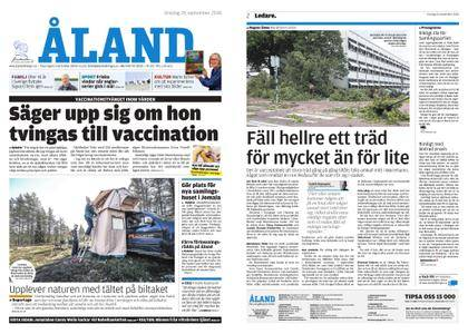 Ålandstidningen – 26 september 2018