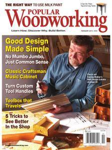 Popular Woodworking - February 2010