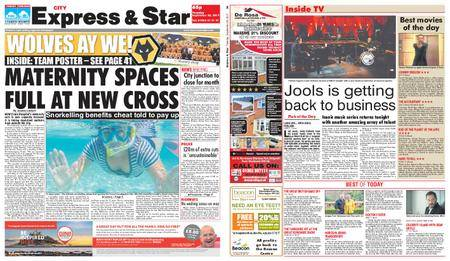 Express and Star City Edition – September 26, 2017