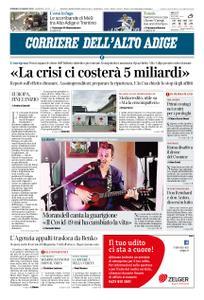 Corriere dell'Alto Adige – 29 marzo 2020