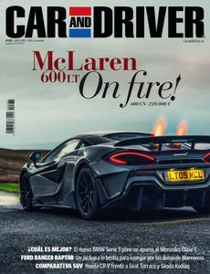 Car and Driver España - junio 2019