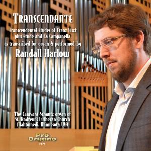 Randall Harlow - Transcendante (2019)
