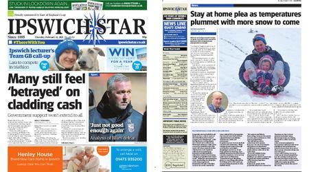 Ipswich Star – February 11, 2021
