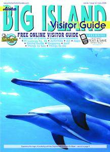 Aloha - Big Island Visitor Guide - July 2018