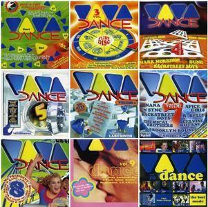 VA - Viva Dance Vol.1-Vol.10 (1995-1998)