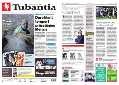 Tubantia - Enschede – 10 november 2018