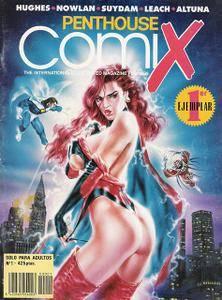 Revista Penthouse Comix (67núm. )