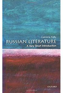 Russian Literature: A Very Short Introduction [Repost]