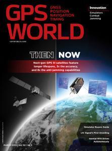 GPS World - March 2019