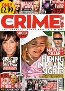 Crime Monthly – July 2020