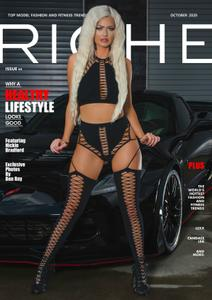 Riche Magazine - Issue 88 October 2020