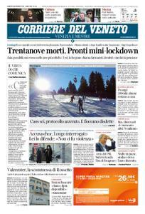 Corriere del Veneto Venezia e Mestre – 06 novembre 2020