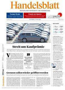 Handelsblatt - 13 Mai 2020