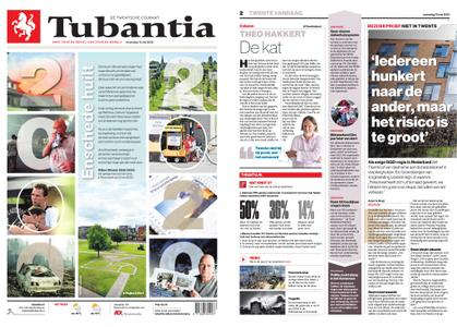 Tubantia - Enschede – 13 mei 2020