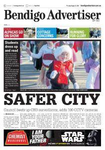 Bendigo Advertiser - August 23, 2018