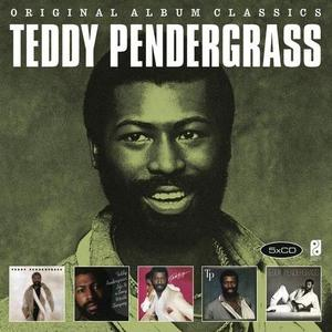 Teddy Pendergrass - Original Album Classics (2014) [5CDs] [Epic}
