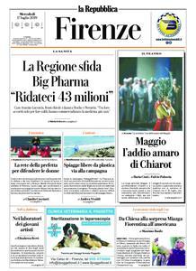 la Repubblica Firenze – 17 luglio 2019