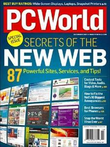 PC World December 2007 (FULL VERSION 194  pages)