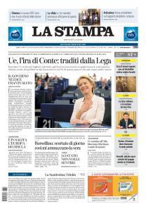 La Stampa  - 17 Luglio 2019