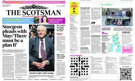 The Scotsman – December 04, 2018