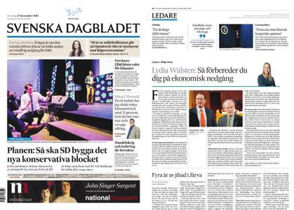 Svenska Dagbladet – 27 december 2018